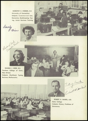 Page 13, 1950 Edition, Litchfield High School - Yearbook (Litchfield, CT) online yearbook collection