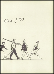 Page 7, 1950 Edition, Litchfield High School - Yearbook (Litchfield, CT) online yearbook collection