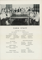 Page 11, 1948 Edition, Woodrow Wilson High School - Saga Yearbook (Middletown, CT) online yearbook collection