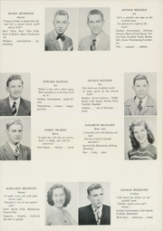 Page 15, 1948 Edition, Woodrow Wilson High School - Saga Yearbook (Middletown, CT) online yearbook collection