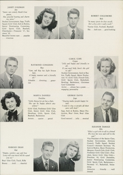 Page 17, 1948 Edition, Woodrow Wilson High School - Saga Yearbook (Middletown, CT) online yearbook collection