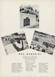 Page 6, 1948 Edition, Woodrow Wilson High School - Saga Yearbook (Middletown, CT) online yearbook collection