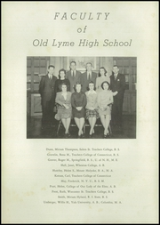 Page 10, 1944 Edition, Old Lyme High School - Lymen Yearbook (Old Lyme, CT) online yearbook collection