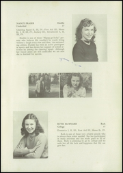 Page 15, 1944 Edition, Old Lyme High School - Lymen Yearbook (Old Lyme, CT) online yearbook collection