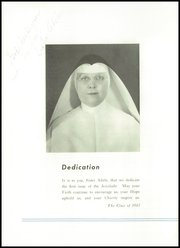 Page 12, 1943 Edition, St Marys High School - Maryan Yearbook (New Haven, CT) online yearbook collection