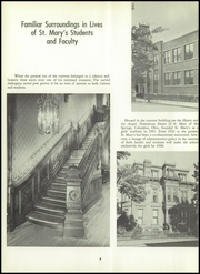 Page 12, 1958 Edition, St Marys High School - Maryan Yearbook (New Haven, CT) online yearbook collection