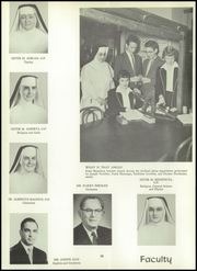 Page 14, 1958 Edition, St Marys High School - Maryan Yearbook (New Haven, CT) online yearbook collection