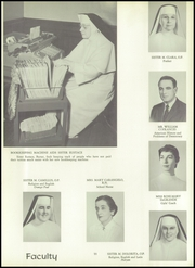 Page 15, 1958 Edition, St Marys High School - Maryan Yearbook (New Haven, CT) online yearbook collection
