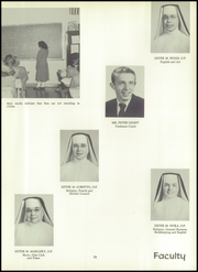 Page 17, 1958 Edition, St Marys High School - Maryan Yearbook (New Haven, CT) online yearbook collection