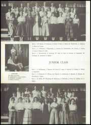Page 40, 1956 Edition, Portland High School - Gypsy Yearbook (Portland, CT) online yearbook collection