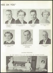 Page 11, 1956 Edition, Griswold High School - Sentinel Yearbook (Griswold, CT) online yearbook collection