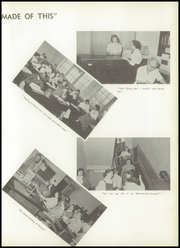 Page 13, 1956 Edition, Griswold High School - Sentinel Yearbook (Griswold, CT) online yearbook collection
