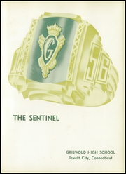 Page 5, 1956 Edition, Griswold High School - Sentinel Yearbook (Griswold, CT) online yearbook collection