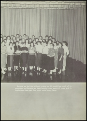 Page 7, 1956 Edition, Griswold High School - Sentinel Yearbook (Griswold, CT) online yearbook collection