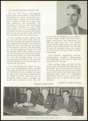 Page 9, 1956 Edition, Griswold High School - Sentinel Yearbook (Griswold, CT) online yearbook collection