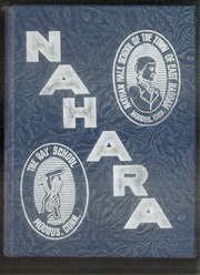 1951 Edition, Nathan Hale Ray High School - Nahara Yearbook (Moodus, CT)
