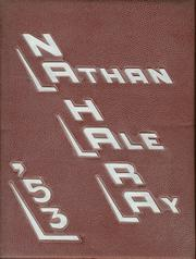 1953 Edition, Nathan Hale Ray High School - Nahara Yearbook (Moodus, CT)