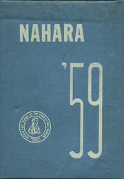 1959 Edition, Nathan Hale Ray High School - Nahara Yearbook (Moodus, CT)
