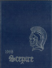 1988 Edition, Lewis S Mills High School - Sceptre Yearbook (Burlington, CT)