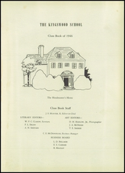 Page 5, 1946 Edition, Kingswood Oxford High School - Retrospect Yearbook (West Hartford, CT) online yearbook collection