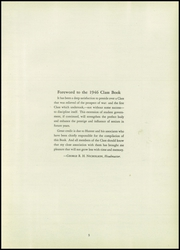 Page 9, 1946 Edition, Kingswood Oxford High School - Retrospect Yearbook (West Hartford, CT) online yearbook collection
