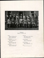 Page 9, 1950 Edition, Kingswood Oxford High School - Retrospect Yearbook (West Hartford, CT) online yearbook collection
