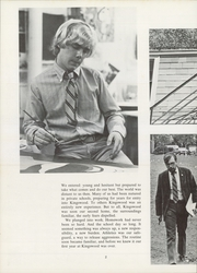 Page 6, 1971 Edition, Kingswood Oxford High School - Retrospect Yearbook (West Hartford, CT) online yearbook collection