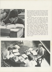 Page 9, 1971 Edition, Kingswood Oxford High School - Retrospect Yearbook (West Hartford, CT) online yearbook collection