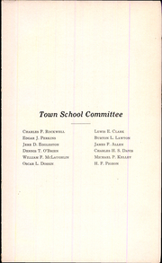 Page 11, 1914 Edition, Meriden High School - Annual Yearbook (Meriden, CT) online yearbook collection