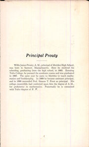 Page 17, 1914 Edition, Meriden High School - Annual Yearbook (Meriden, CT) online yearbook collection