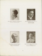 Page 16, 1922 Edition, Meriden High School - Annual Yearbook (Meriden, CT) online yearbook collection