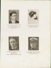 Page 17, 1922 Edition, Meriden High School - Annual Yearbook (Meriden, CT) online yearbook collection
