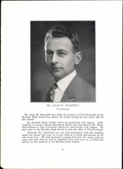Page 12, 1927 Edition, Meriden High School - Annual Yearbook (Meriden, CT) online yearbook collection