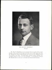 Page 11, 1928 Edition, Meriden High School - Annual Yearbook (Meriden, CT) online yearbook collection