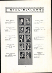 Page 15, 1930 Edition, Meriden High School - Annual Yearbook (Meriden, CT) online yearbook collection