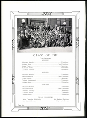 Page 10, 1932 Edition, Meriden High School - Annual Yearbook (Meriden, CT) online yearbook collection