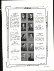 Page 11, 1932 Edition, Meriden High School - Annual Yearbook (Meriden, CT) online yearbook collection
