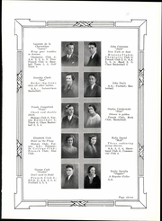 Page 15, 1932 Edition, Meriden High School - Annual Yearbook (Meriden, CT) online yearbook collection