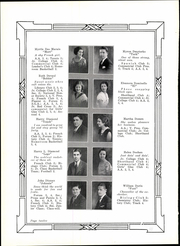 Page 16, 1932 Edition, Meriden High School - Annual Yearbook (Meriden, CT) online yearbook collection