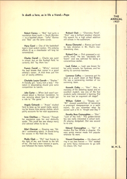 Page 16, 1937 Edition, Meriden High School - Annual Yearbook (Meriden, CT) online yearbook collection