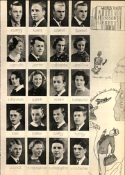 Page 17, 1937 Edition, Meriden High School - Annual Yearbook (Meriden, CT) online yearbook collection