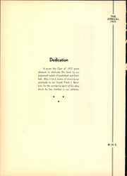 Page 6, 1937 Edition, Meriden High School - Annual Yearbook (Meriden, CT) online yearbook collection