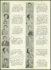 Page 10, 1949 Edition, Meriden High School - Annual Yearbook (Meriden, CT) online yearbook collection
