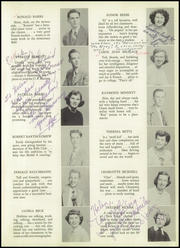 Page 11, 1949 Edition, Meriden High School - Annual Yearbook (Meriden, CT) online yearbook collection