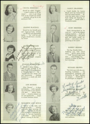 Page 12, 1949 Edition, Meriden High School - Annual Yearbook (Meriden, CT) online yearbook collection