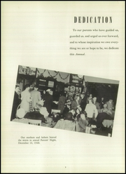 Page 6, 1949 Edition, Meriden High School - Annual Yearbook (Meriden, CT) online yearbook collection