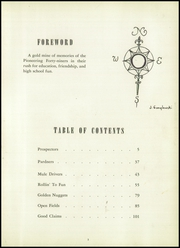 Page 7, 1949 Edition, Meriden High School - Annual Yearbook (Meriden, CT) online yearbook collection