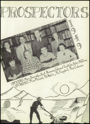 Page 9, 1949 Edition, Meriden High School - Annual Yearbook (Meriden, CT) online yearbook collection
