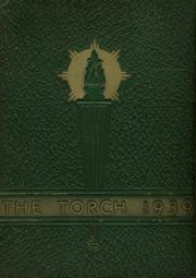 Page 1, 1939 Edition, Bristol High School - Torch Yearbook (Bristol, CT) online yearbook collection