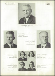 Page 17, 1941 Edition, Bristol High School - Torch Yearbook (Bristol, CT) online yearbook collection